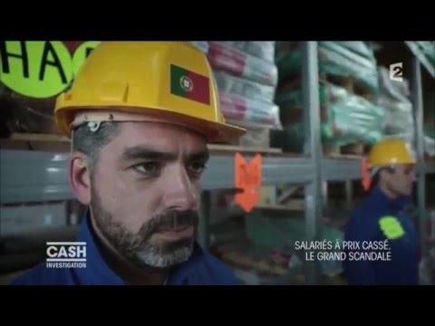 Cash investigation   Salariés à prix cassé le grand scandale France 2 2016 03 22 21 14