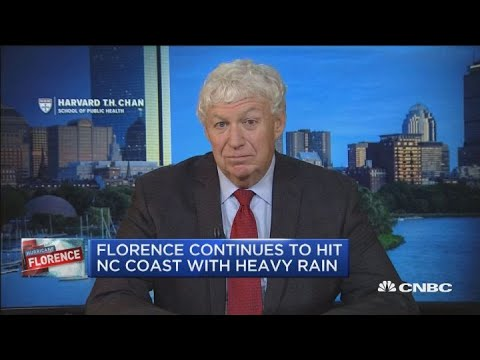 Evacuations are still happening from Florence's flooding, says former FEMA deputy admin.