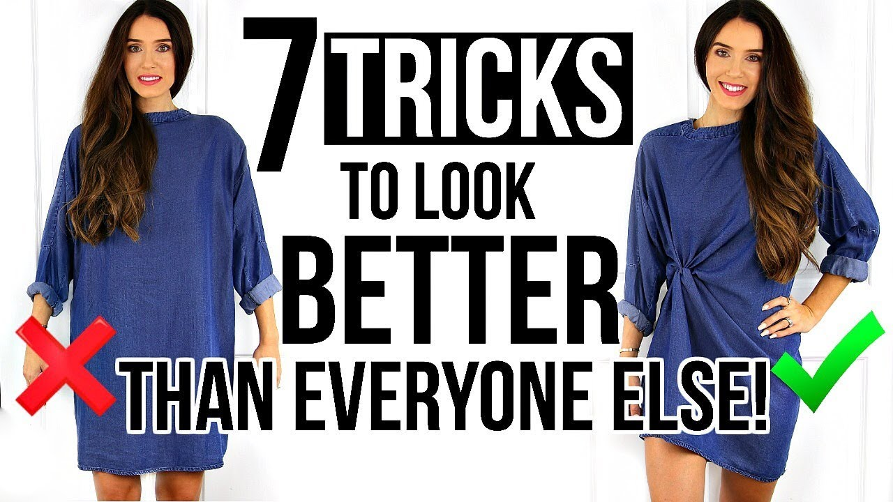 How to Look Better Than Everyone Else in Your Class (Girls)