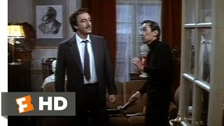 The Return of the Pink Panther (4/10) Movie CLIP - Instinct (1975) HD