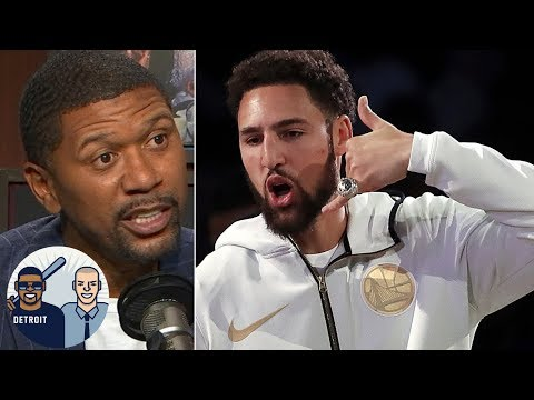 Jalen Rose: The Warriors are 'ideal situation' for Klay Thompson   Jalen & Jacoby