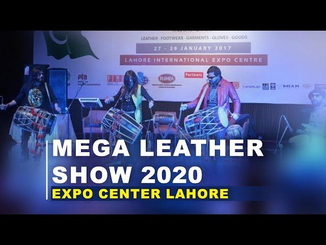 Mega Leather Show 2020 | Expo Center Lahore