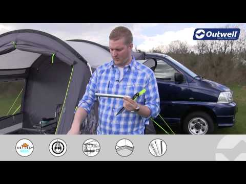 Www A2zcamping Co Uk Present The 2014 Kampa Pod Mini Drive