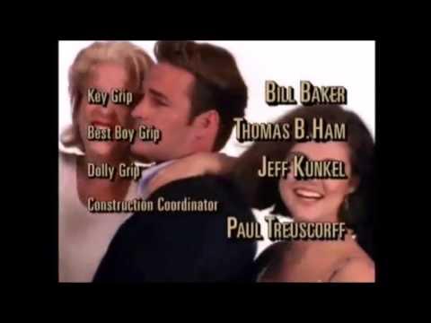 Beverly Hills 90210 Season 5 Closing Credits Original Version