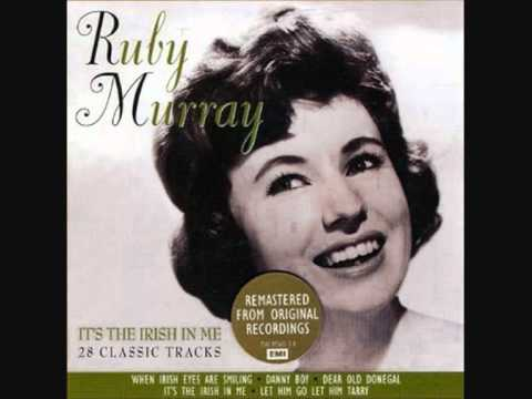 Ruby Murray ~ Miss O'Leary's Irish Fruit Cake