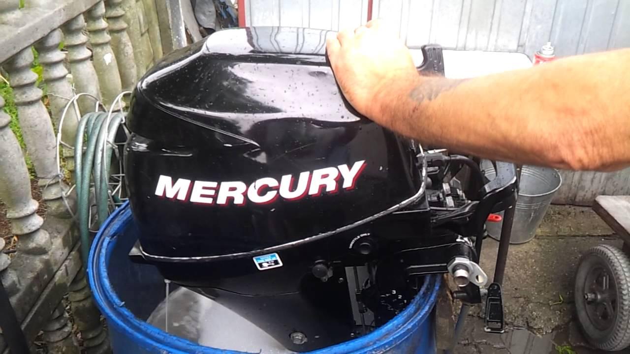 2007 mercury 9 9 hp outboard motor 4 stroke 4 suw for Mercury 9 hp outboard motor