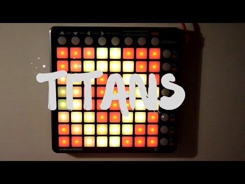 Aero Chord & Razihel - Titans  Launchpad S Cover