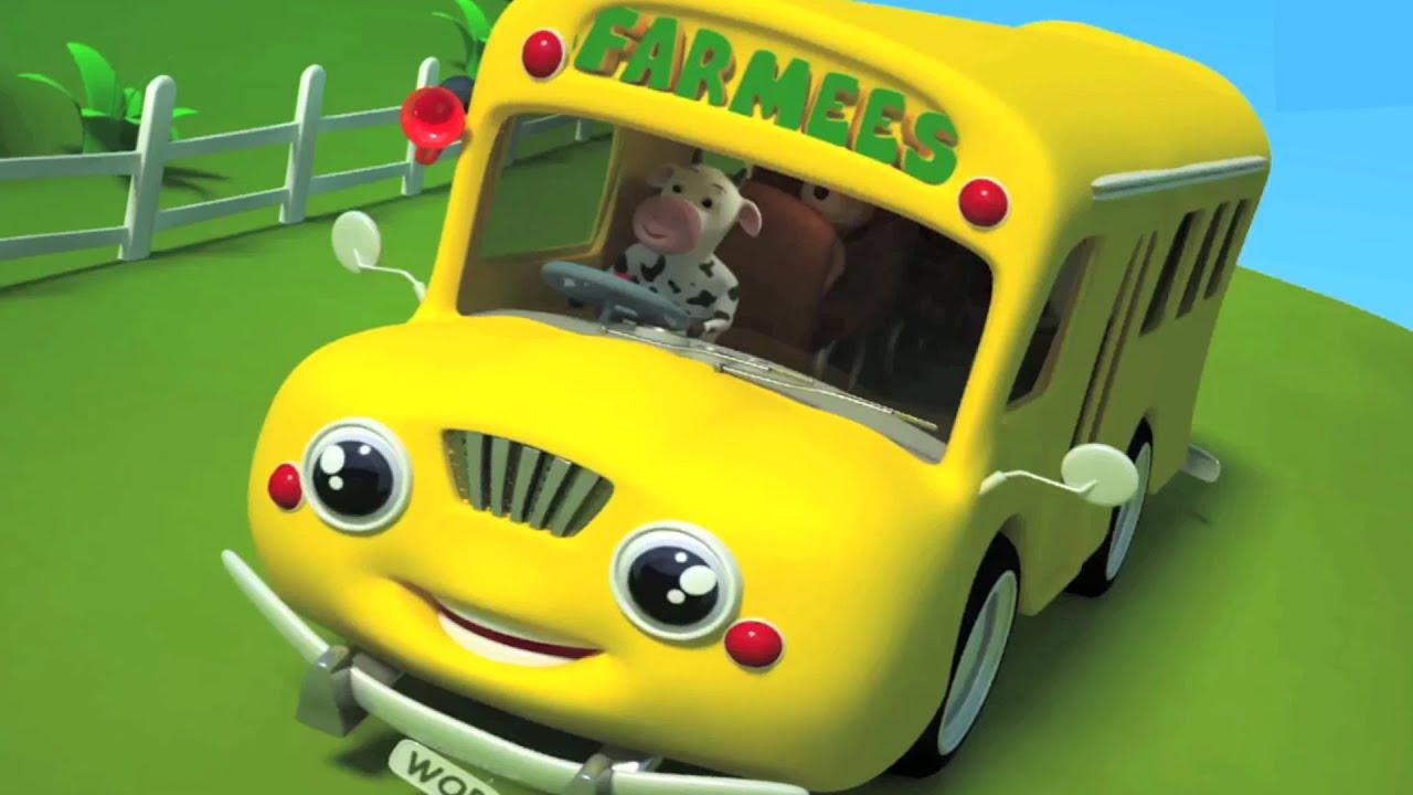 Колеса у автобуса крутятся на русском скачать torrent