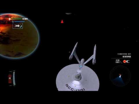 Star Trek Legacy: Ultimate Universe 2.2 - USS Enterprise vs. ISS Enterprise