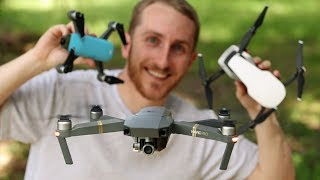 Is the Mavic Pro Still Relevant in 2018 ?
