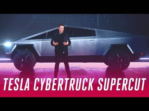 tesla-cybertruck-event-in-5-minutes
