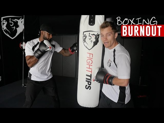 Learn Boxing & Conditioning with Coach PJ