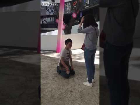 Singapore - Public Humiliation