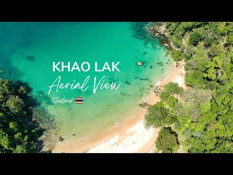 Khao Lak Aerial Cinematic Movie I DJI Spark