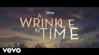 "Sade - Flower of the Universe (From Disney's ""A Wrinkle in Time"") (Official Lyric Video)"