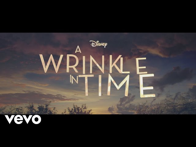 "Sade - Flower of the Universe (From Disney's ""A Wrinkle in Time"") [Official Lyric Video]"