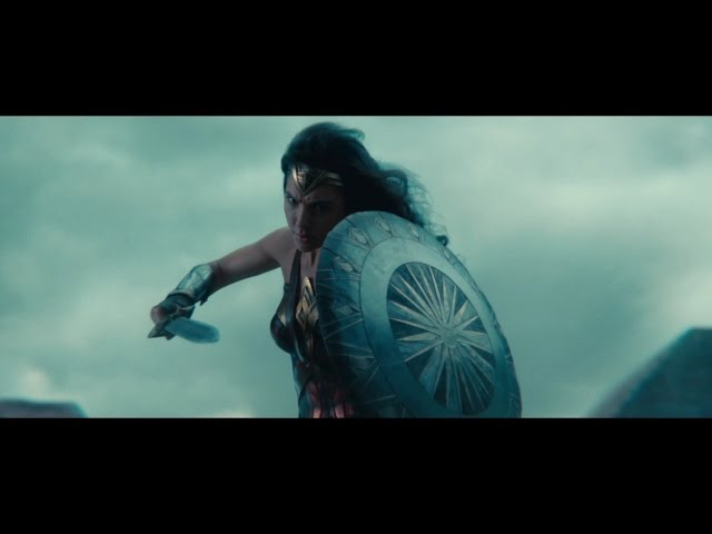 "Wonder Woman - Official Trailer #4 - ""Rise of the Warrior"""