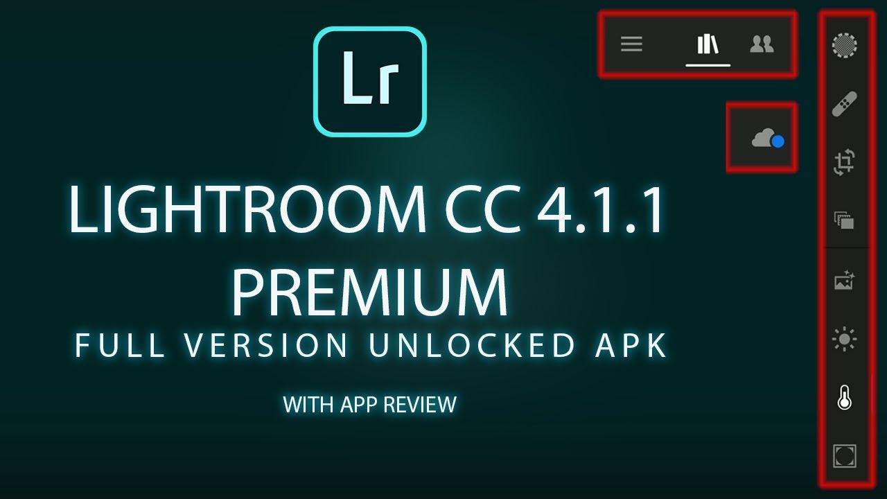 lightroom cracked apk free download