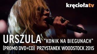 """Urszula - """"Konik na biegunach"""" [PROMO DVD+CD] - Przystanek Woodstock 2015"""