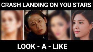 Crash Landing On You Filipino Star Counterpart