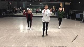 """Kehlani """"Everything Is Yours"""" Choreography by Jerome Esplana #SWEETSEXYSAVAGE"""