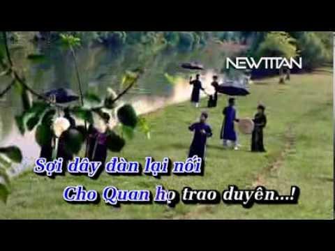 [DVD Karaoke] Tìm em trong chiều hội Lim - Tân Nhàn ft Trọng Tấn HD