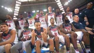 Best of Phantom: USA Basketball Practice in Barcelona!