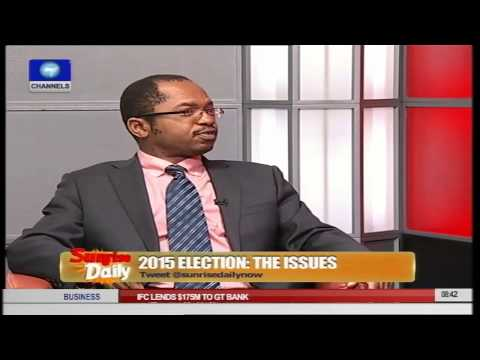 Election Observer Stresses Need For Voter Education Ahead Of Polls Pt.1