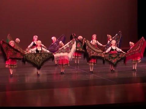 "Russian Folk Dance ""Khorovod"" (""Хоровод"")"