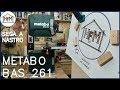 Recensione Sega A Nastro Metabo BAS 261 Precision mp3