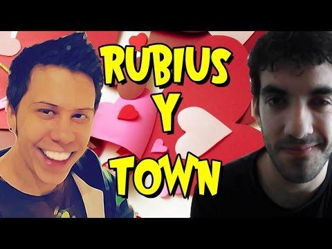 Rubius y Town - Salseo el Rubius y TownGameplay