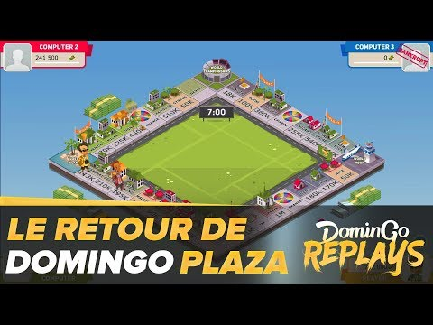Le retour de DominGo Plaza (Business Tour)