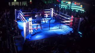Ultra White Collar Boxing | Chelmsford | Nick Bradley VS Sam Cooper