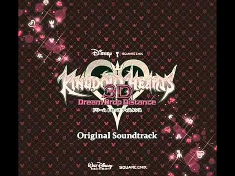 Kingdom Hearts 3D Dream Drop Distance OST Full Soundtrack