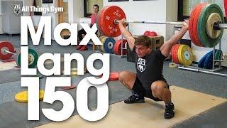 Video Max Lang's First 150kg Snatch in 2017! download MP3, 3GP, MP4, WEBM, AVI, FLV Juli 2017