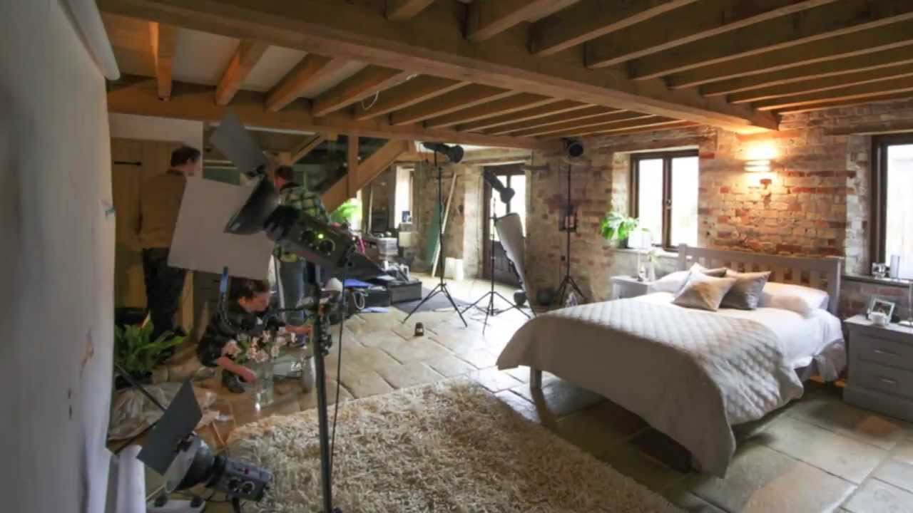 & Lindsay Fowke Photography Furniture shoot Timelapse - YouTube