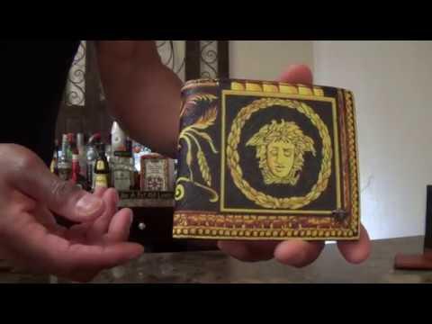 Versace Wallet ( Barroco )
