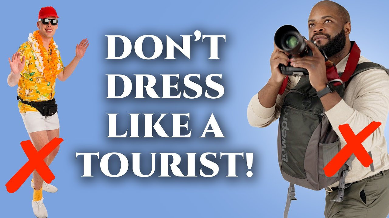 Download How NOT to Dress Like a Tourist (Travel Looks to Avoid)