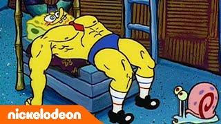 SpongeBob Schwammkopf | Untypische Momente | Nickelodeon Deutschland