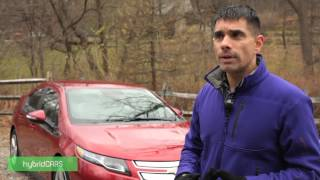 2013 Chevy Volt Review