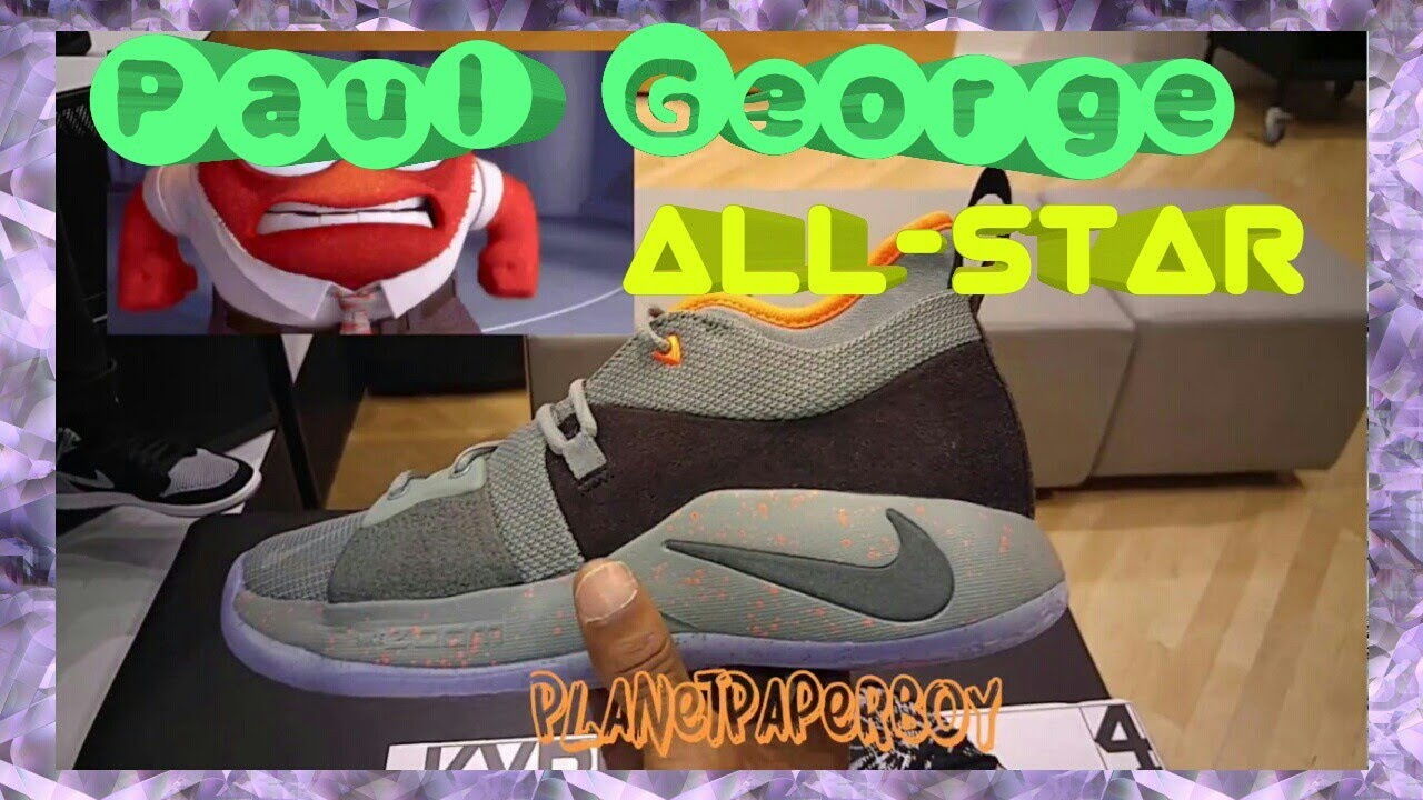 check out 0bd3d 5ccec Paul George PG2 All-Star/James's Harden Vol 2 Dope ?? All-star weekend @  footlocker vlog