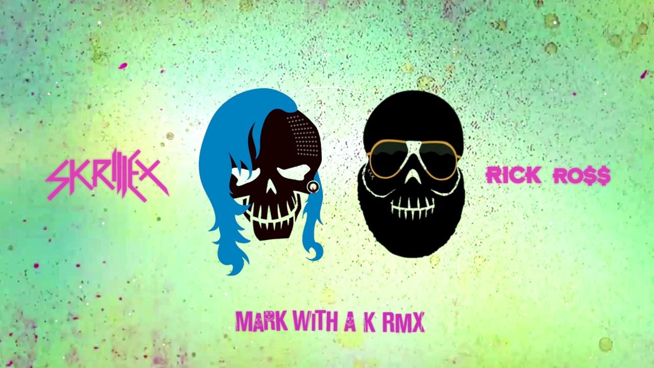 Skrillex Rick Ross Purple Lamborghini Mark With A K Rmx Youtube