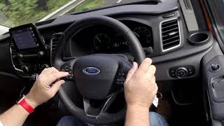 Review and Virtual Video Test Drive In Our 2018 Ford Transit Custom edit 2 0 TDCi 280 L1H1 Limited 5
