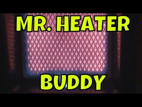 Mr. Heater Oxygen Depletion System (ODS), Big Guy Review