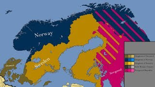 the history of northern europe every year