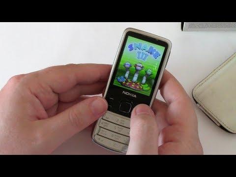 Nokia 6700 Classic восемь лет спустя (2009) - ретроспектива