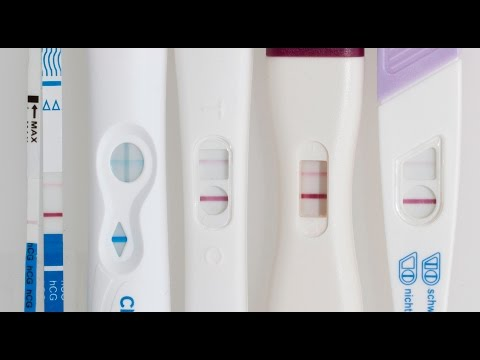 Schwangerschaftstests Im Vergleich