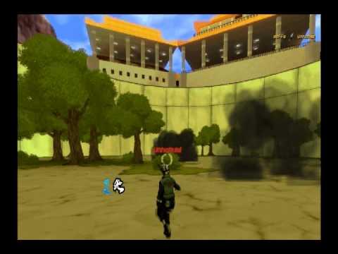 Naruto: Naiteki Kensei R1 Gameplay: Kakashi