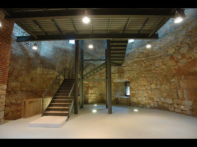 Turnul Croitorilor - Etapele restaurării interioare - copyright Arh. Adrian Borda