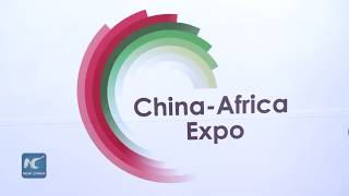 CHINA-AFRICA EXPO HELD IN KENYA